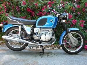 Moto BMW R50/5
